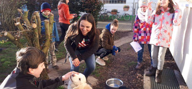 """Jugend lernt zum Thema """"Hund"""""""